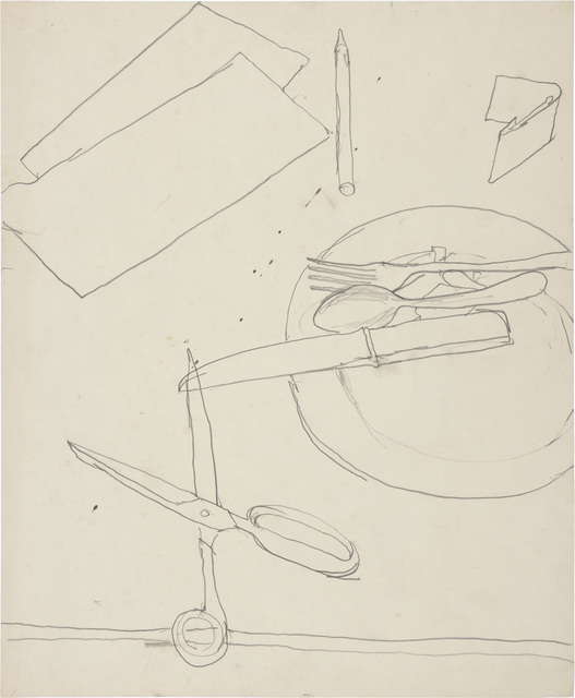 , 'Untitled,' c. 1959–64, Richard Diebenkorn Foundation
