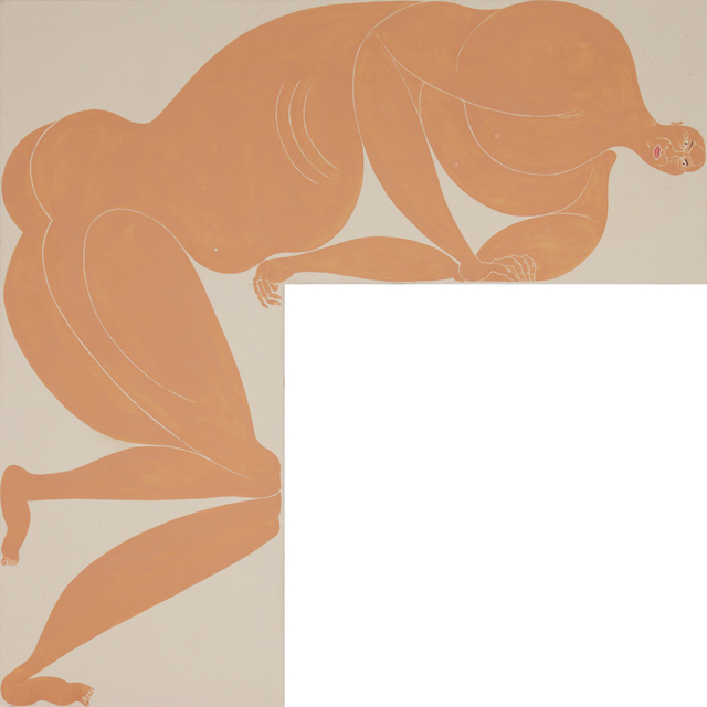 , 'Seft-portrait VI,' 2015, Postmasters Gallery