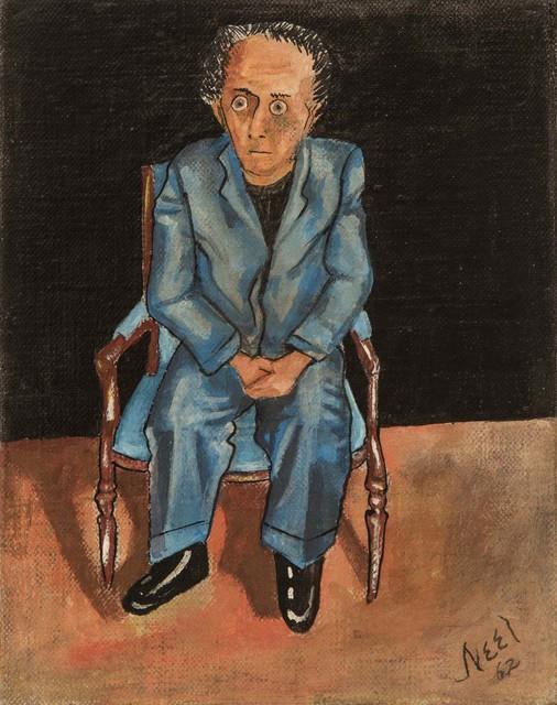 , 'Meyer Schapiro,' 1962, Michael Rosenfeld Gallery