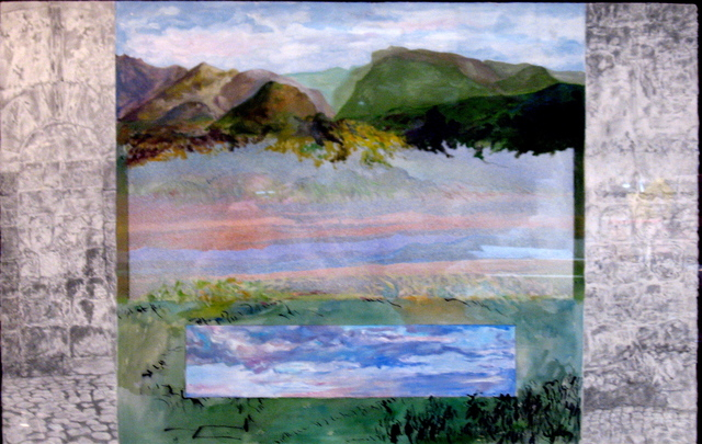, 'Umbrian Hills,' 2007, Elisa Contemporary