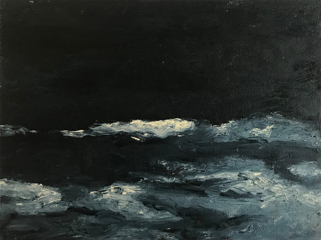 Peter Schroth, 'Cold Sea 1', 2018, Sears-Peyton Gallery