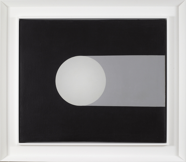 , 'Black White Grey,' 1959, Vallarino Fine Art