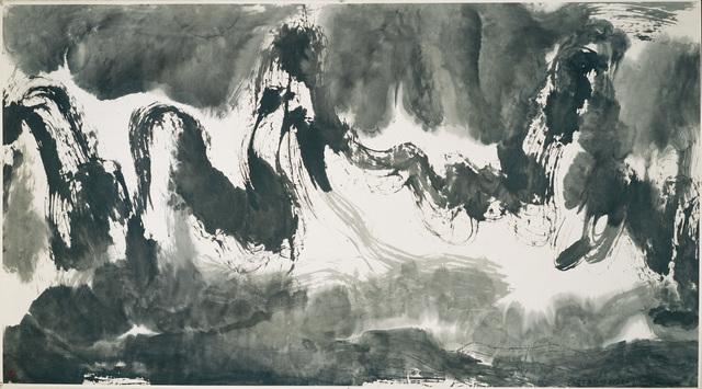 , '0112,' 2001, Ink Studio