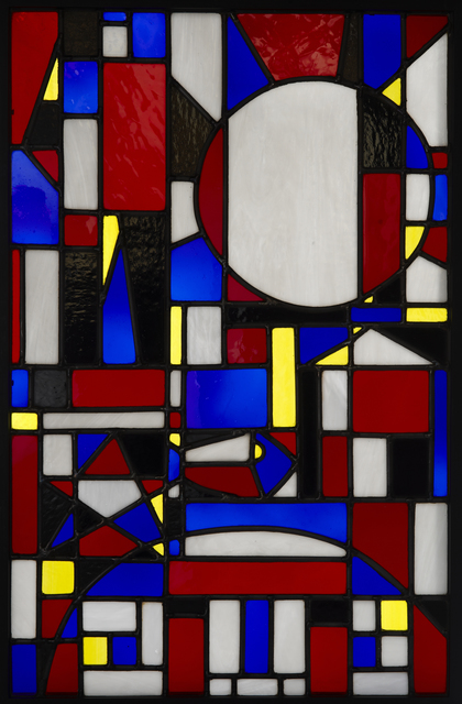 , 'Constructivist Glass,' 1948 (made in 1991), Cecilia de Torres, Ltd.
