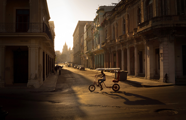 , '哈瓦那的早晨 A morning in Havana,' 2015, Amy Li Gallery