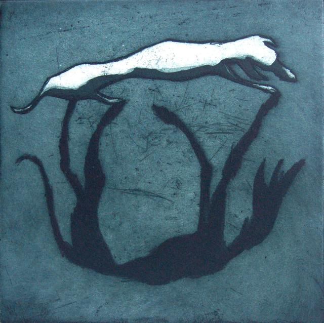 , 'Giacometti's Dog,' , Sarah Wiseman Gallery