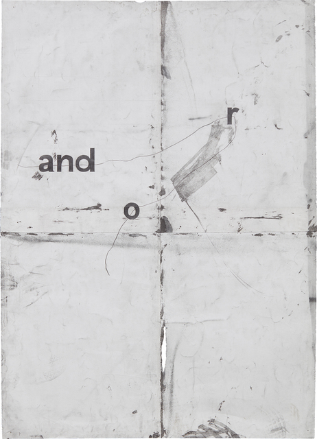Tony Lewis, 'rando and/or andro', 2013, Phillips