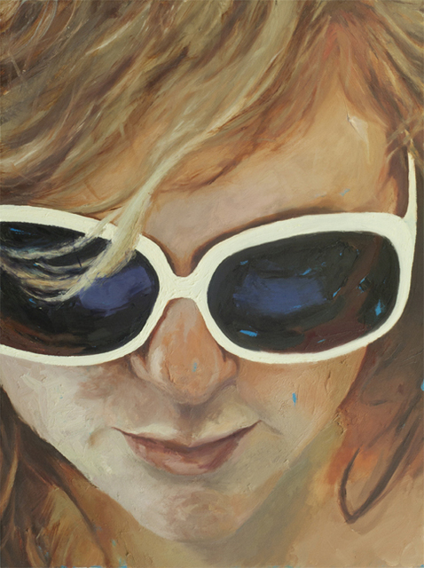 , 'Aly Sunglasses,' 2014, The Lionheart Gallery