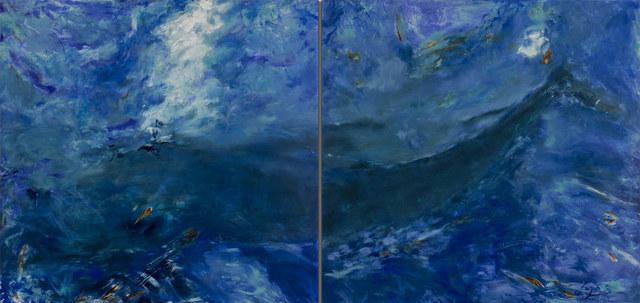 , 'Living Oceans - Maui II,' 2019, Steidel Contemporary
