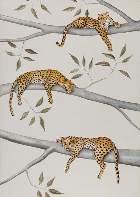 , 'A Lepe of Leopards,' 2018, Jonathan Cooper
