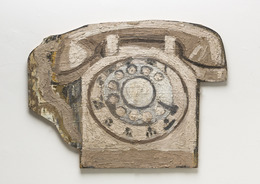, 'Untitled (rotary phone),' 1989, What Pipeline