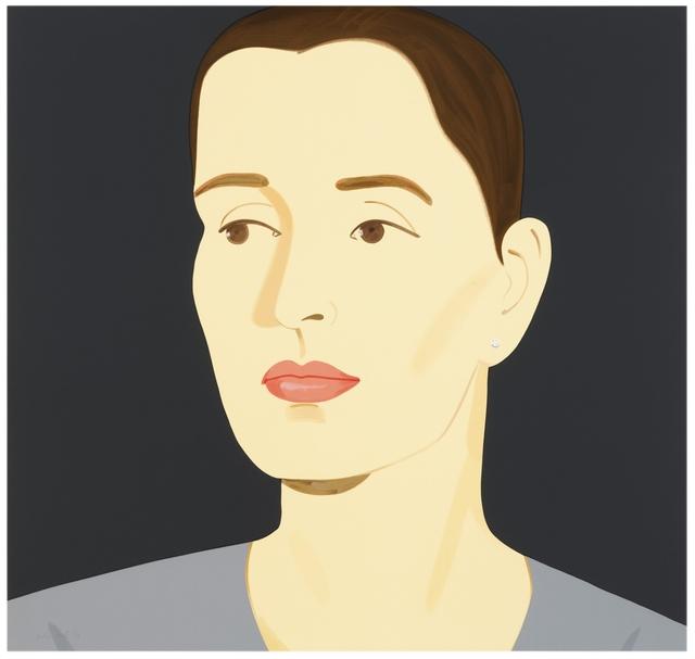 Alex Katz, 'Vivien', 2012, Meyerovich Gallery
