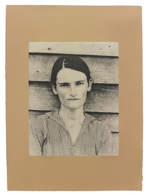 Sherrie Levine, 'Brachium Green Portfolio', 1986, Hiram Butler Gallery