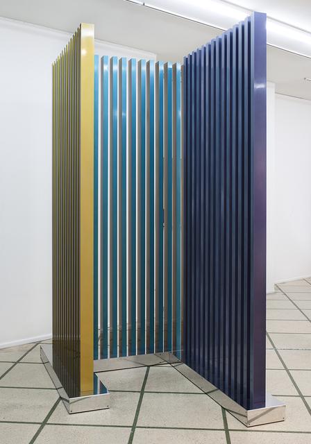 Alois Kronschlaeger, 'Celosía', 2018, Roldán Moderno