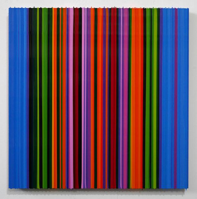 , 'Dame Zaha Hadid (Michael Craig-Martin),' 2016, Hans Alf Gallery