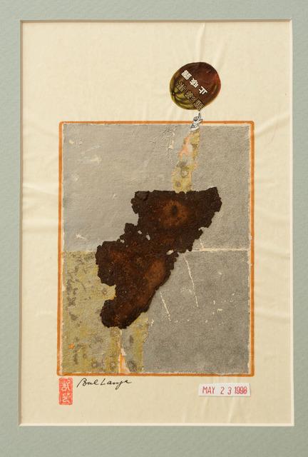 , 'May 23,' , Marie Baldwin Gallery