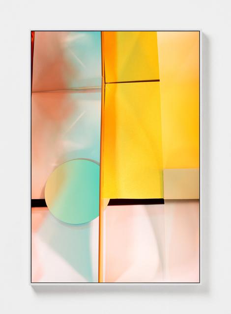 , 'Yellow Corner,' 2019, ARC ONE Gallery