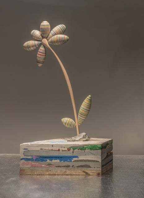 , 'La Fleur III,' 2018, Markowicz Fine Art