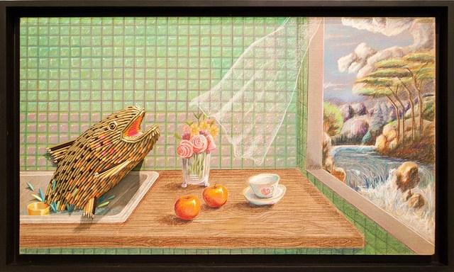 Federico Uribe, 'Homeward', 2017, Cavalier Ebanks Galleries
