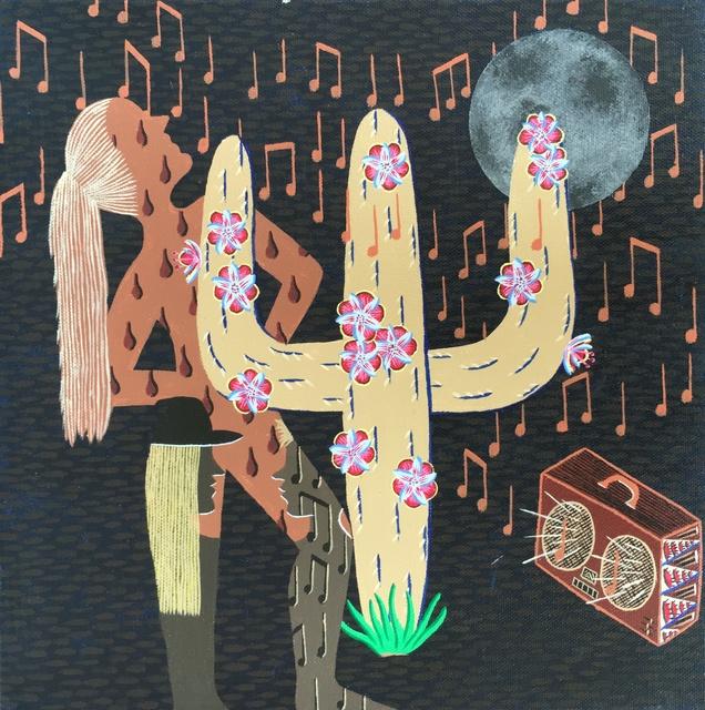, 'Feeling the Music,' 2017, de Plume Gallery