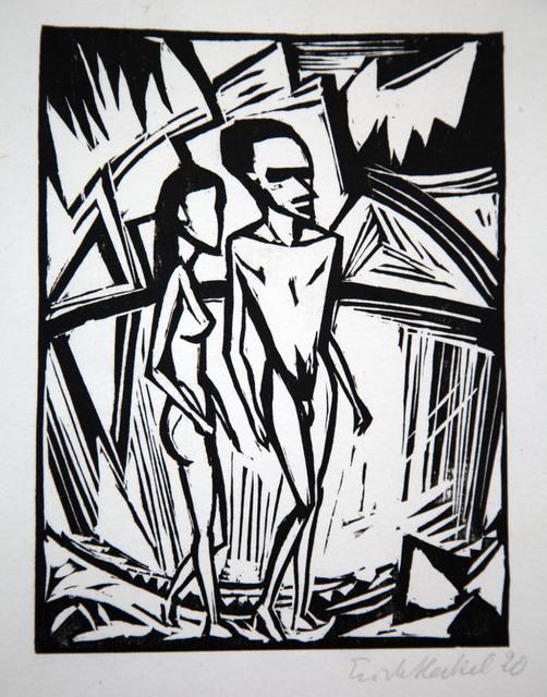 , 'Zwei am Meer,' 1920, Henze & Ketterer