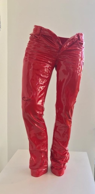 , 'Red jeans,' 2018, 5ART GALLERY
