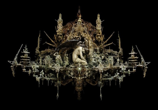 , 'Seraphim at Rest,' 2013, Joshua Liner Gallery