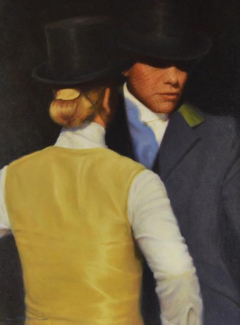 , 'The Conversation,' , Eisele Fine Art