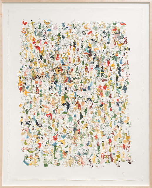 , 'Elbow Room,' 2017, Moskowitz Bayse