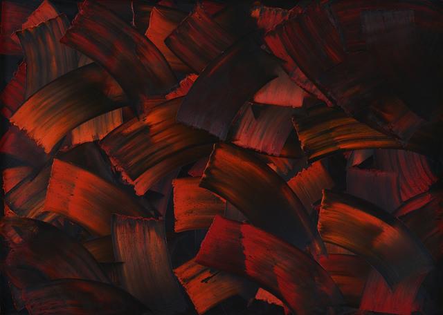, 'Fafnirs Blut,' 2018, Galerie Floss & Schultz