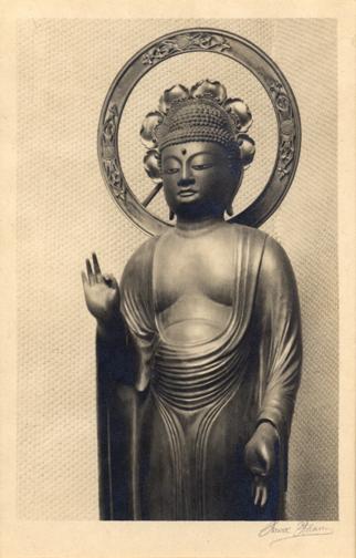 , 'Buddha,' 1927, Scott Nichols Gallery