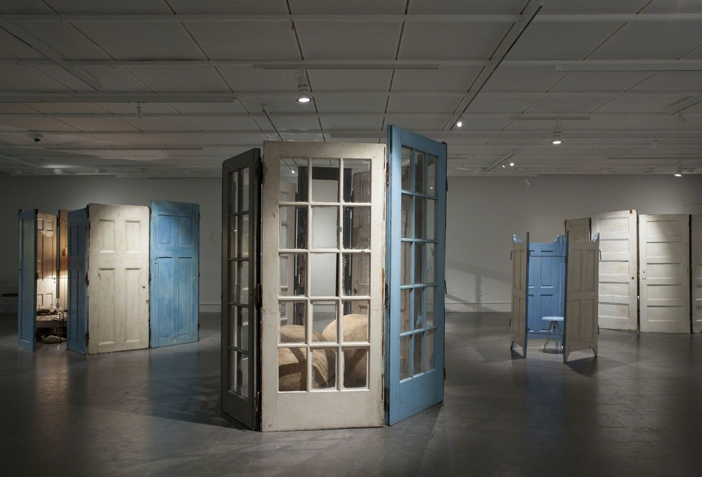 LOUISE BOURGEOIS - Structures of Existence: The Cells