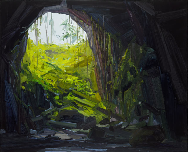 , 'Cave,' 2017, DC Moore Gallery