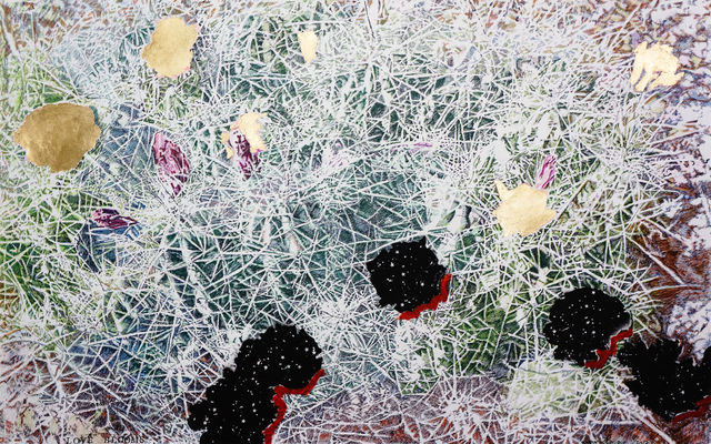 , 'Love Blooms,' 2017, Artspace111