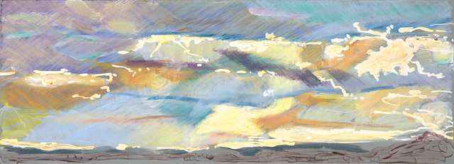 Jane Kammerer Starks, 'Taos Mesa Sunset', 2009, Unique Multiples