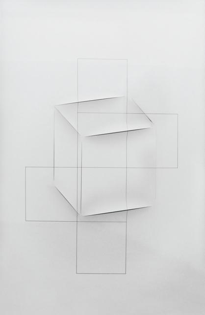 , 'Cubo – da série Sólidos Platônicos,' 2016, SIM Galeria