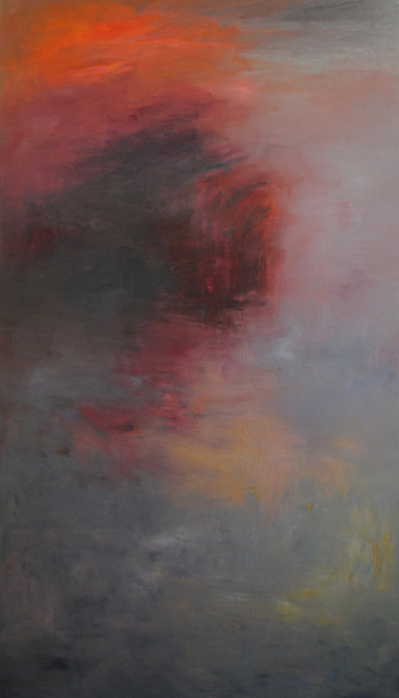 MD Tokon, 'Beyond the Cloud', 2018, Painting, Acrylic on Canvas, Isabella Garrucho Fine Art