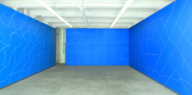 , 'Walldrawing #146A,' 2000, MASS MoCA