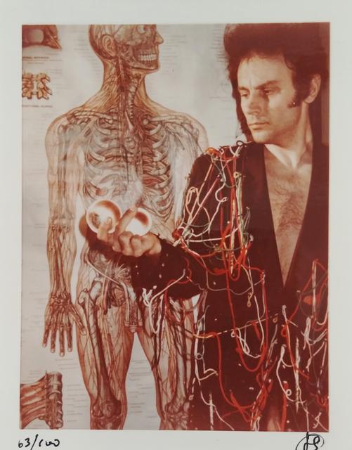 Lucas Samaras, 'Autopoloroid', 1969, Photography, Polaroid, PDNB Gallery