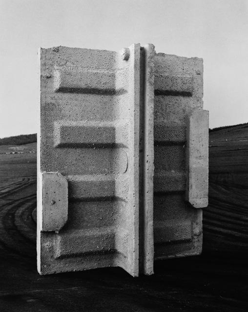 , 'Road Block,' 2016, Sies + Höke