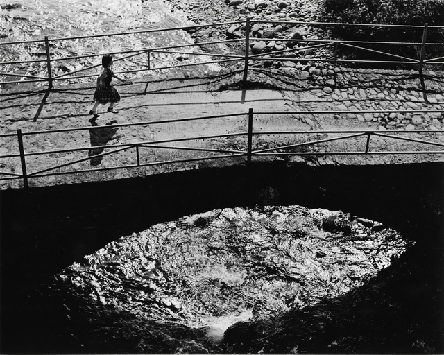 , 'The Bridge, Pontebosio, Italy,' 1981, Scott Nichols Gallery