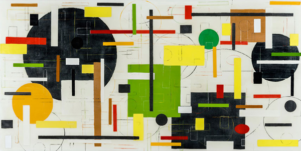 , 'Urbanscape,' ca. 2015, Lanoue Gallery