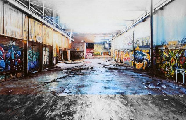 , 'Discarded Respite,' 2017, Flinders Lane Gallery