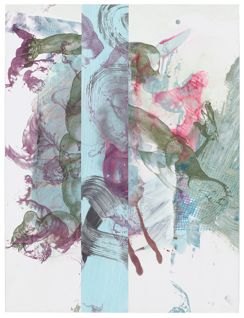 , 'corpus transludi B4,' 2017, Mai 36 Galerie