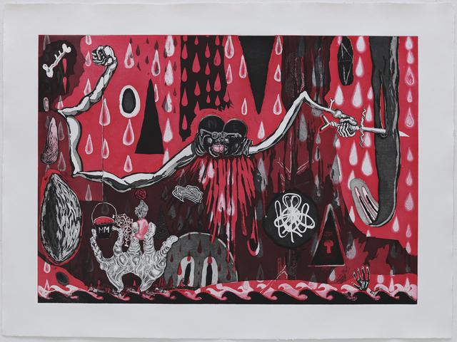 , 'A Sweet Hell,' 2010, STPI