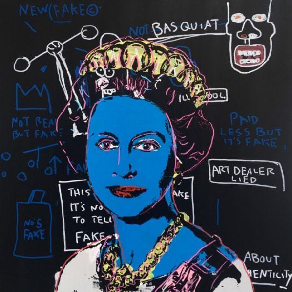 , 'Fake Warhol Basquiat,' 2017, Imitate Modern