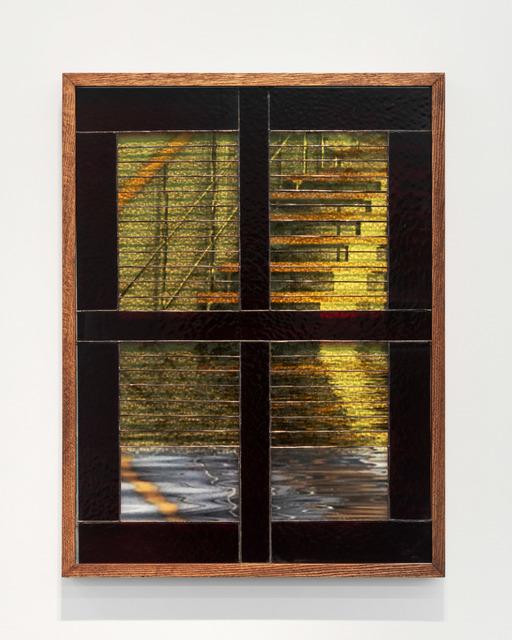 , 'Flood Frame,' 2019, Daniel Faria Gallery