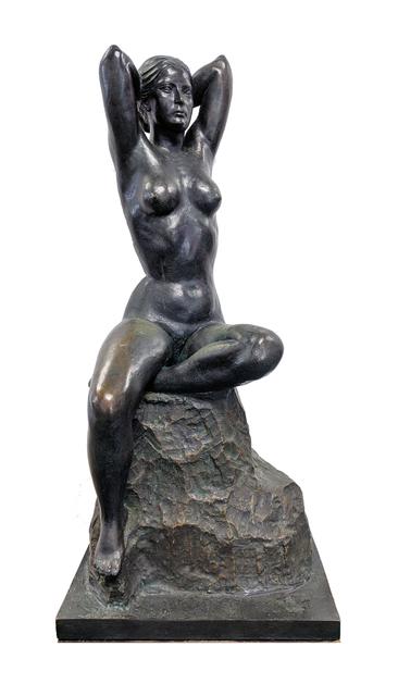 Felipe Castaneda, 'UNTITLED (NUDE)', 1985, Sculpture, BRONZE, Gallery Art