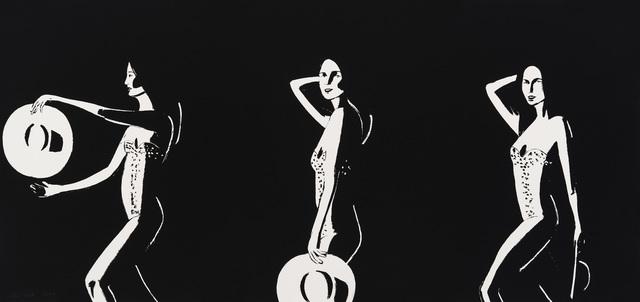 , 'Ariel Black,' 2016, michael lisi / contemporary art