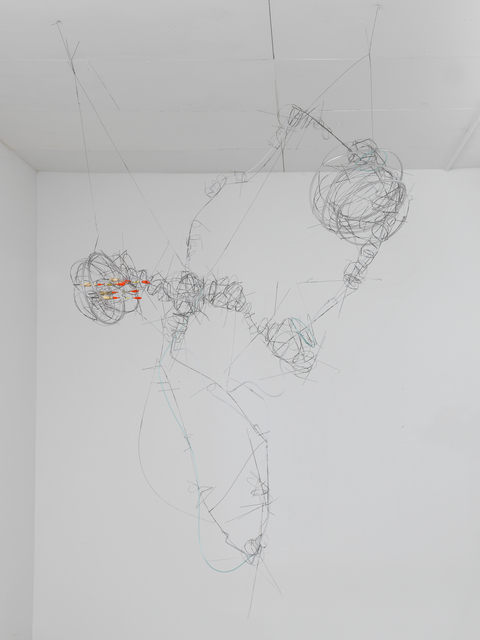 , 'From Another Old Drawing,' 2013, Elizabeth Harris Gallery